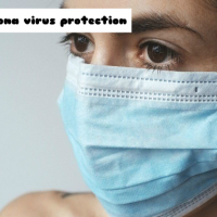 Corona virus protection jigsaw