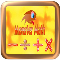 Monster math: addition, multiplication, division