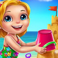 Summer Dress Up -Vacation Summer Dress Up